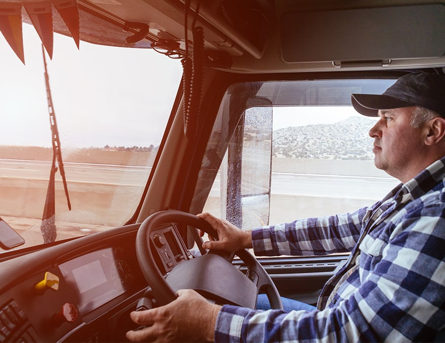CDL Background Check - Truck Driver
