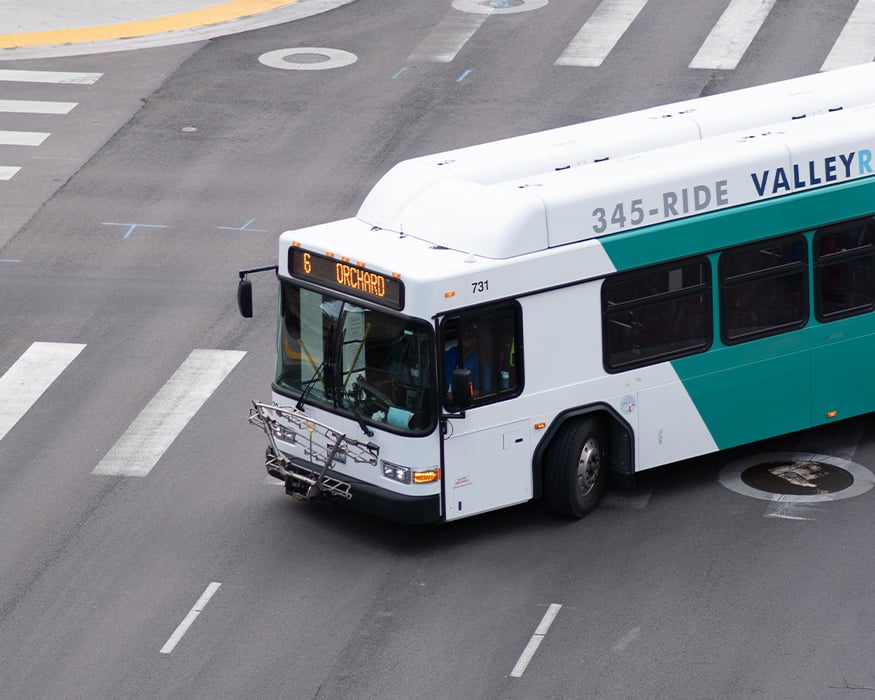 DOT Background Check - Bus