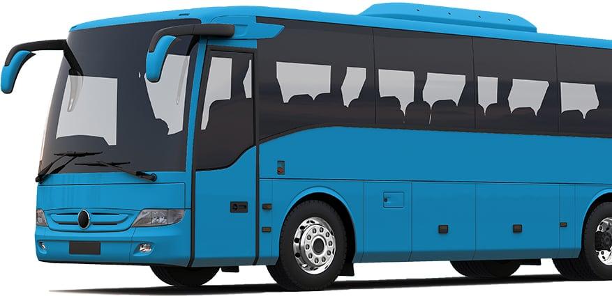 FTA Drug & Alcohol Testing - Blue Bus